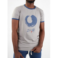 Мужская футболка ASHGABAT Blue