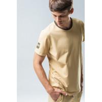 Мужская футболка с принтом KABUL