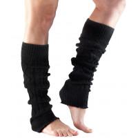 Утепленные гетры Knee High Toesox