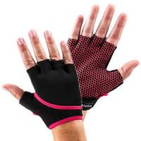 Перчатки для спорта ToeSox Grip (Coral)