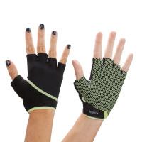 Перчатки для спорта ToeSox Grip (Lime)