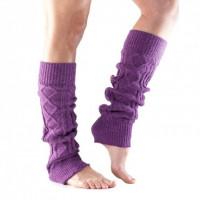 Гетры до колена ToeSox (Plum)