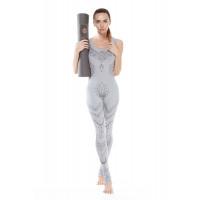 Комбинезон для йоги и фитнеса Mehendi Grey