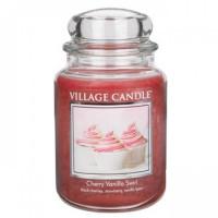 Свеча Вишнево-ванильный вихрь Премиум 740г