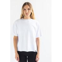Женская футболка New York White